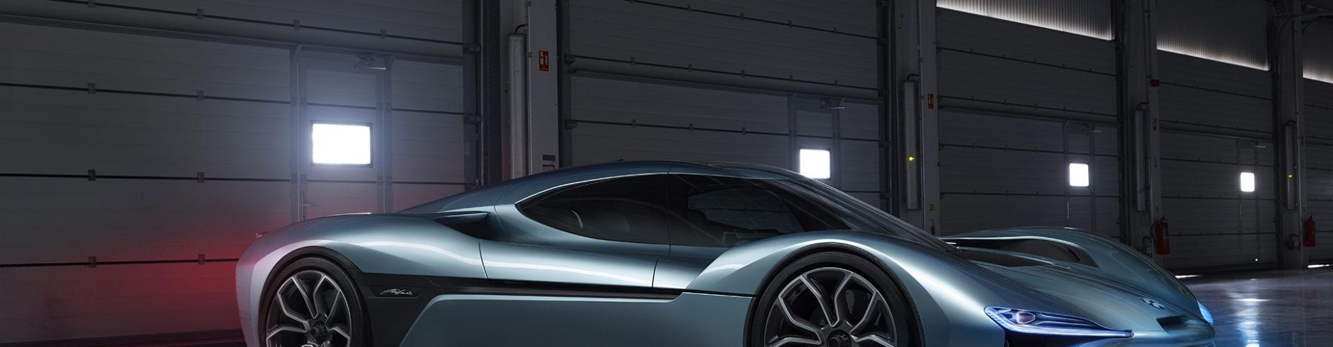 China's electric vehicle market hotting up