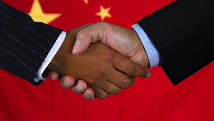 China supports African students