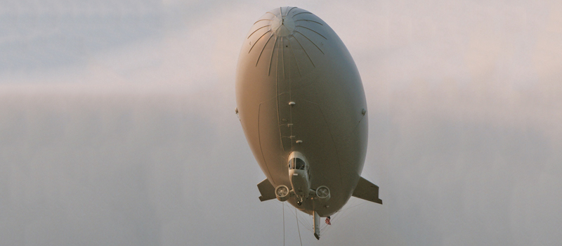 China to use airships to transport cargo