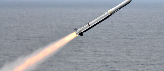First Chinese seaborne rocket launches from Yellow Sea