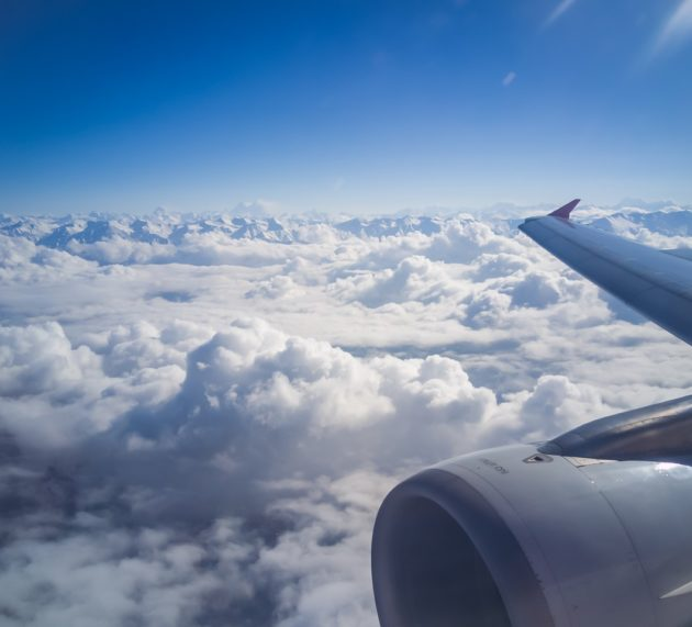 Flights between China and Africa up 630%