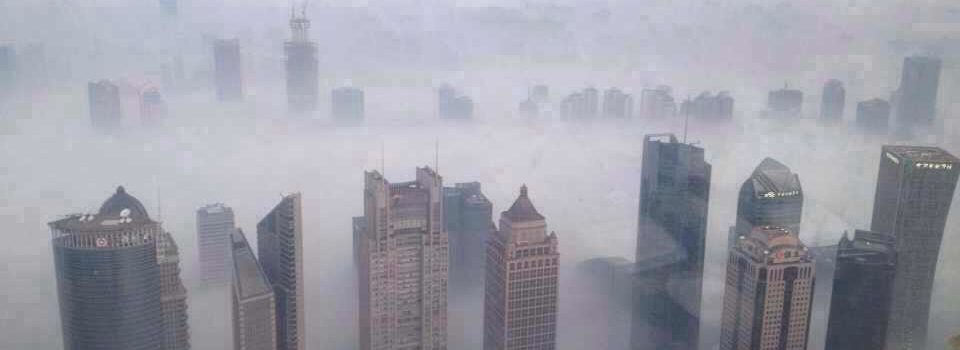 China builds world's largest air purifier