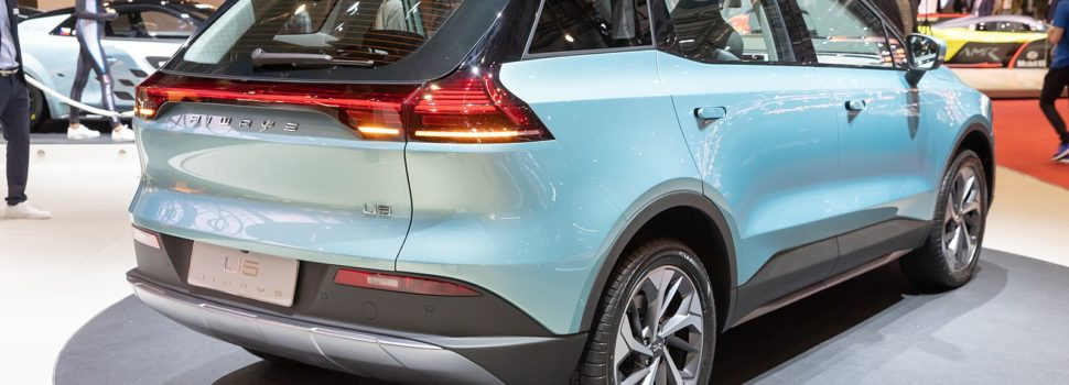 Chinese electric car maker to enter European market