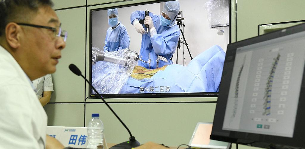 World's first smart hospitals use 5G technology