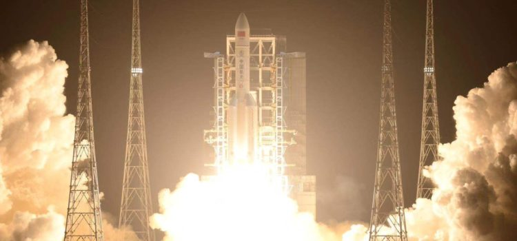 Chinese space race continues with delivery of new capsule