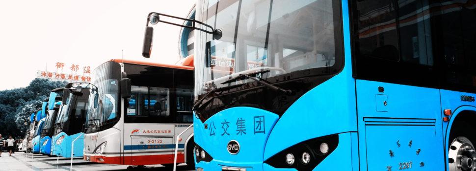 Chinese e-bus manufacturer enters EU passenger market