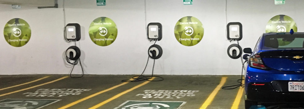 Interactive EV charging ports to support Shanghai tech strategy