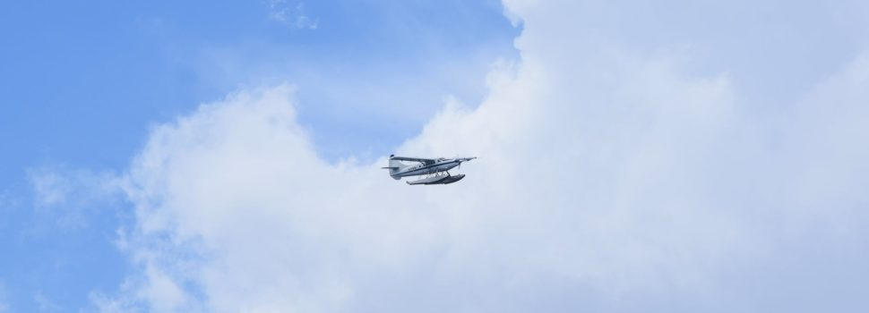 World's largest seaplane completes maiden flight