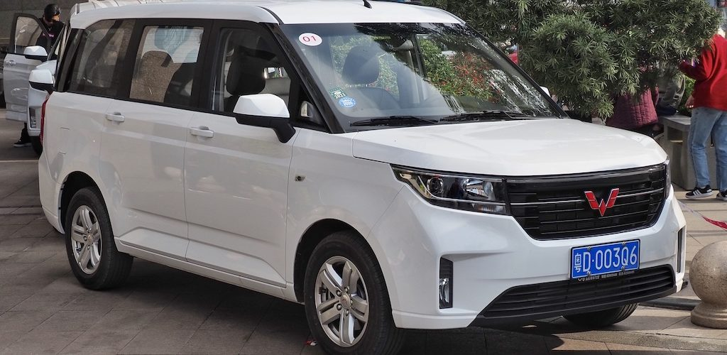 Chinese micro EV outsells Tesla two months after launch