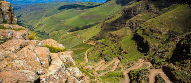 China helps deliver solar energy to power-starved Lesotho