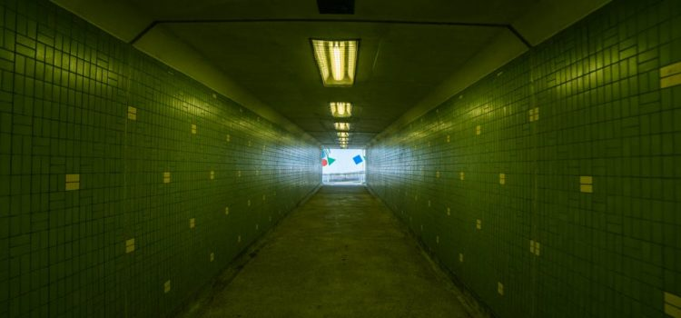 Green light at end of Covid tunnel