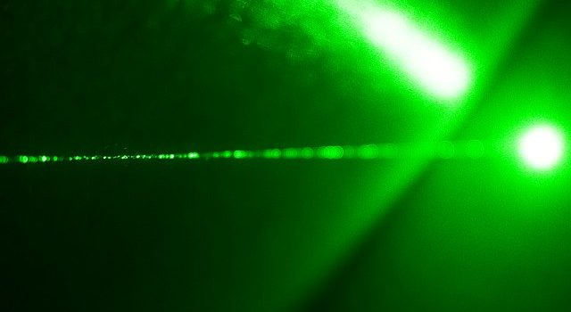 New Chinese laser technology can see through walls