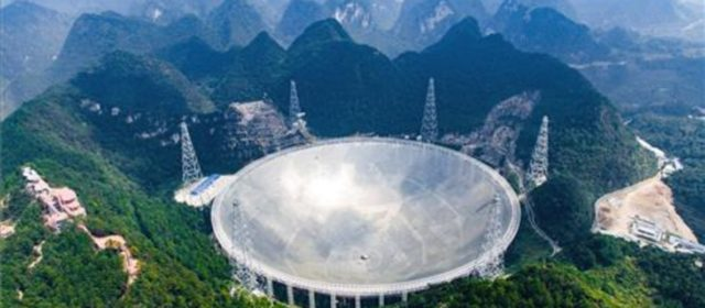 China opens world's largest telescope to scientists