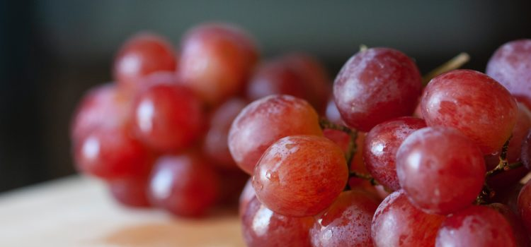 South African table grapes steal the show in China