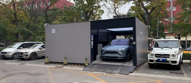Chinese firm expands battery swap initiative, includes EU